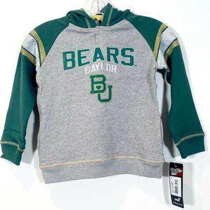 Baylor University Bears BU Kids Hoodie Pullover